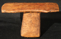 Pokot, Turkana wood neck rest