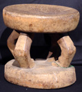 Senufo 19th century stool